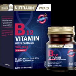NUTRAXIN - Vitamin B12 1000 mg 60 Tablet