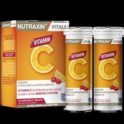 NUTRAXIN - Vitamin C 28 Tablet