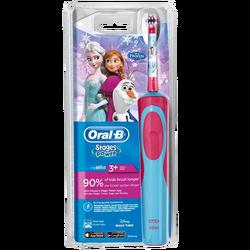 ORAL B - Stages Power Şarjlı Frozen Çocuk Diş Fırçası 3+ Years