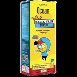ORZAX - Ocean Balık yağı 150 ml