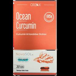 ORZAX - Ocean Curcumin 30 Licaps Capsules