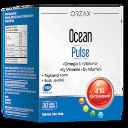 ORZAX - Ocean Pulse 30 Softgel Capsules