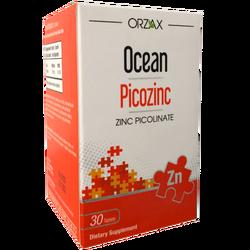 ORZAX - Ocean Picozinc 30 Tablets