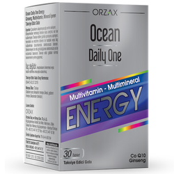ORZAX - Ocean Daily One 30 Tablets 1+1