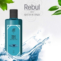 REBUL - Aqua Eau de Cologne For Men 100ml