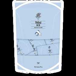 REBUL - Ice Kolonyalı Mendil 50 Adet