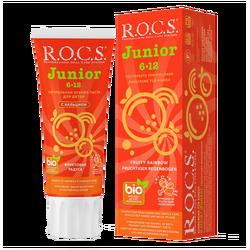 ROCS - 6-12 Yaş Çocuklar için Bitkisel Diş Macunu