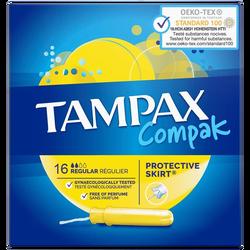 TAMPAX - Tampax Compak Tampon Regular