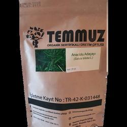 TEMMUZ - Anadolu Adaçayı 50 gr