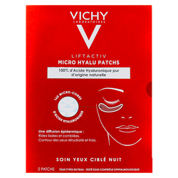VICHY - Liftactiv Micro Hyalu Patchs