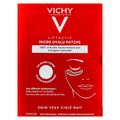 Liftactiv Micro Hyalu Patchs