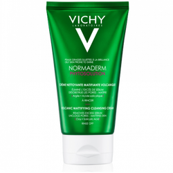 VICHY - Normaderm Phytosolution Creme Nettoyante Matifiante Volcanique 125 ml