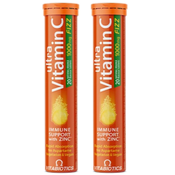 VITABIOTICS - Ultra Vitamin C 1000 mg
