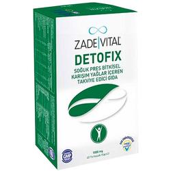 ZADE VITAL - Detofix 40 Soft Capsules