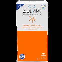 ZADE VITAL - Wheat Germ Oil 60 Softgel Capsules