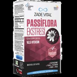 ZADE VITAL - Passiflora Extract 30 Capsules