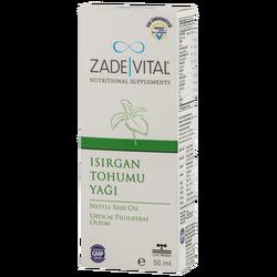 ZADE VITAL - Isırgan Tohumu Yağı 50 ml